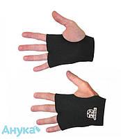 Вкладыши в перчатки водноспортивные Jobe  Palm Protectors (Вкладыши в перчатки водноспортивные Jobe Palm Protectors) черный