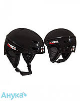 Шлем для водных видов спорта Jobe Hustler Helmet  (Шлем для водных видов спорта Jobe Hustler Helmet) XL черный