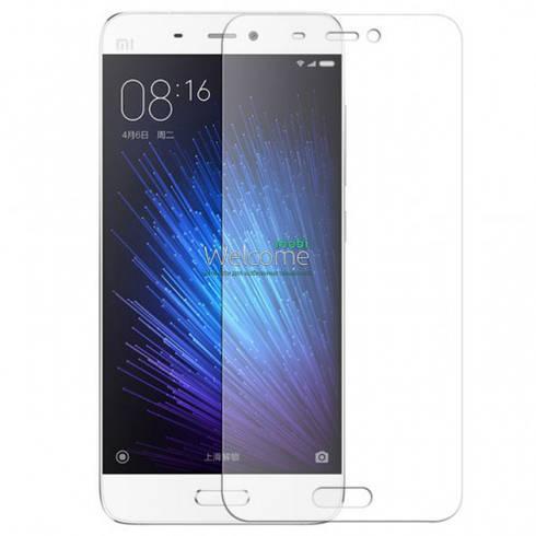 Стекло для Xiaomi Mi5 (0.3 мм, 2.5D, с олеофобным покрытием)