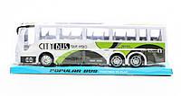 Автобус 768 інерційний, в блістері, 37-12-10 см