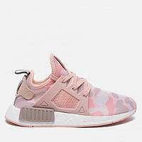 Женские кроссовки NMD XR1 Duck Camo Vapour Grey Ice Purple Off White 94a2302aee238