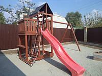 Детский игровой комплекс(в-3м; ш-4м; д-4м), фото 1