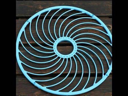 """Кольцо """"Фрисби"""" для кастинговой сети (пластик). D-48см, фото 2"""