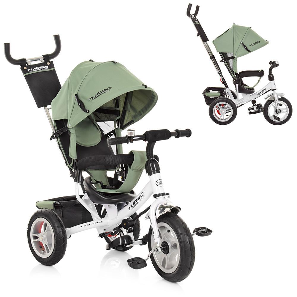 Детский 3-х колесный велосипед M 3113A-17 TURBOTRIKE. Гарантия качества.Быстрая доставка.
