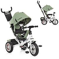 Детский 3-х колесный велосипед M 3113A-17 TURBOTRIKE. Гарантия качества.Быстрая доставка., фото 1