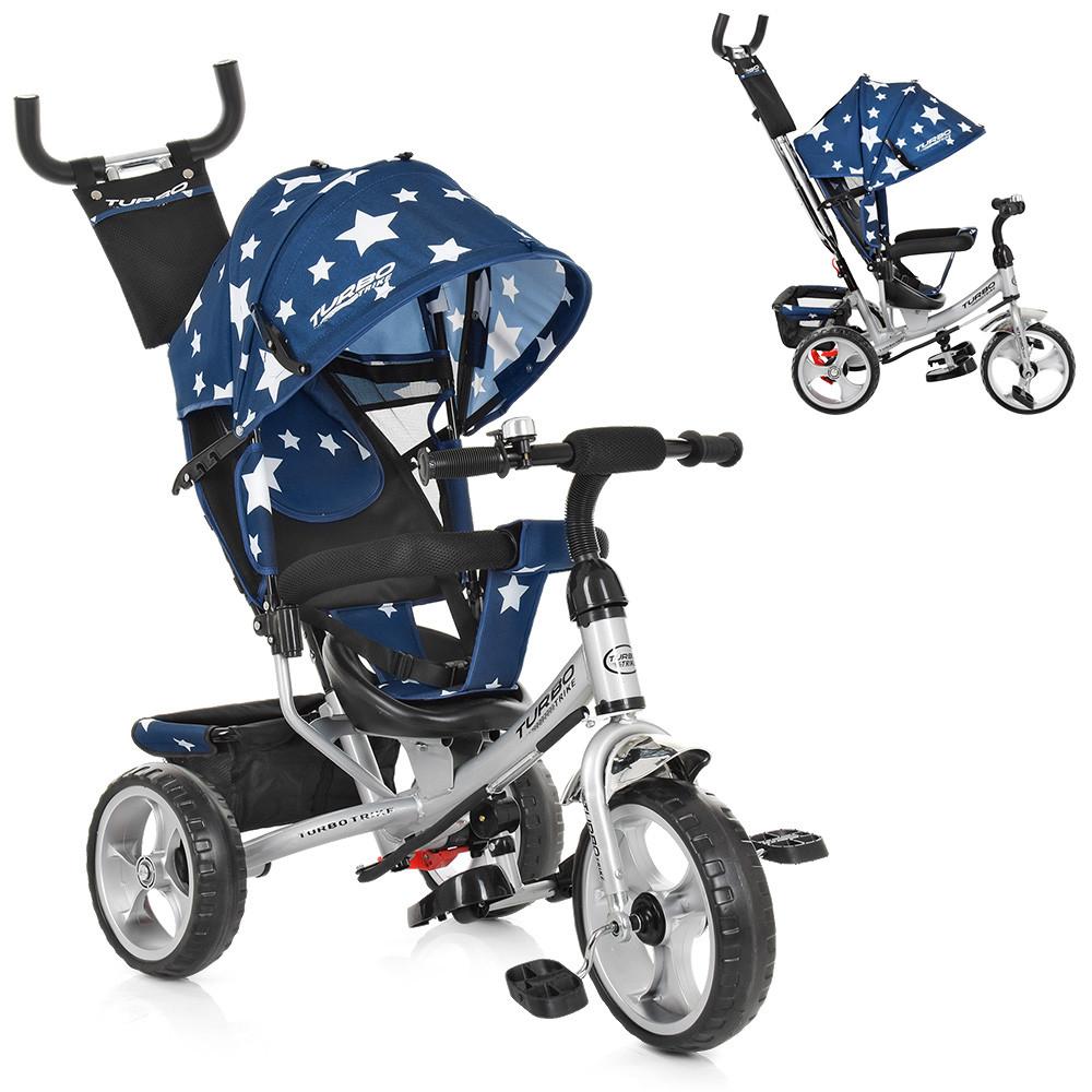 Детский 3-х колесный велосипед M 3113A-S11 TURBOTRIKE. Гарантия качества.Быстрая доставка.