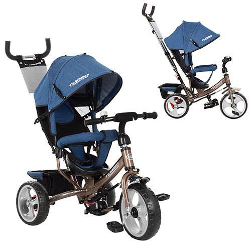 Детский 3-х колесный велосипед M 3113J-13 TURBOTRIKE. Гарантия качества.Быстрая доставка.