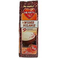 Капучино Hearts Wiener Melange Венский Меланж, 1кг (Германия), фото 1