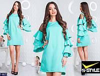 """Платье женское (46-48;42-44) """"ST-Style"""" 2P/NR-1340"""
