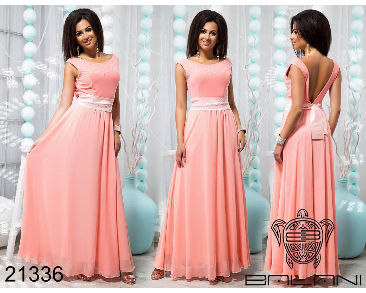 b39a74124c6 Вечернее платье с открытой спиной купить недорого Производитель Украина  интернет-магазин Россия СНГ р.