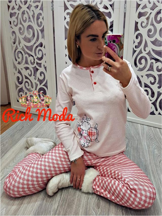 Другие модели теплых женских пижам смотрите на сайте 4seasone.com.ua в  разделе каталога пижамы. 241a55cc87880