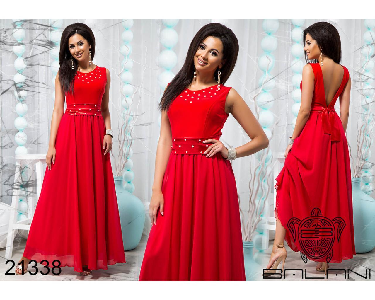 a3e7fb22ee5 Вечернее платье с открытой спиной купить недорого Производитель Украина  интернет-магазин Россия СНГ р.42-46