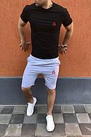Мужской комплект футболка + шорты Nike  (реплика)