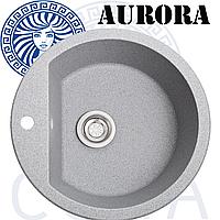 CORA - AURORA Кухонная мойка из искусственного камня