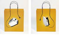 Бумажные пакеты с логотипом в Запорожье