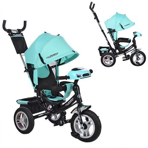 Детский 3-х колесный велосипед М 3115HA-15 TURBOTRIKE. Гарантия качества.Быстрая доставка.
