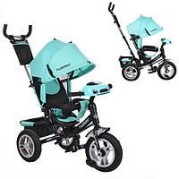 Детский 3-х колесный велосипед М 3115HA-15 TURBOTRIKE. Гарантия качества.Быстрая доставка., фото 1