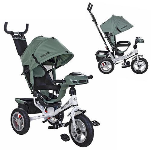 Детский 3-х колесный велосипед М 3115HA-17 TURBOTRIKE. Гарантия качества.Быстрая доставка.