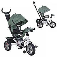 Детский 3-х колесный велосипед М 3115HA-17 TURBOTRIKE. Гарантия качества.Быстрая доставка., фото 1