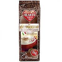 Капучино Hearts mit feiner kakaonote, 1кг (Германия)