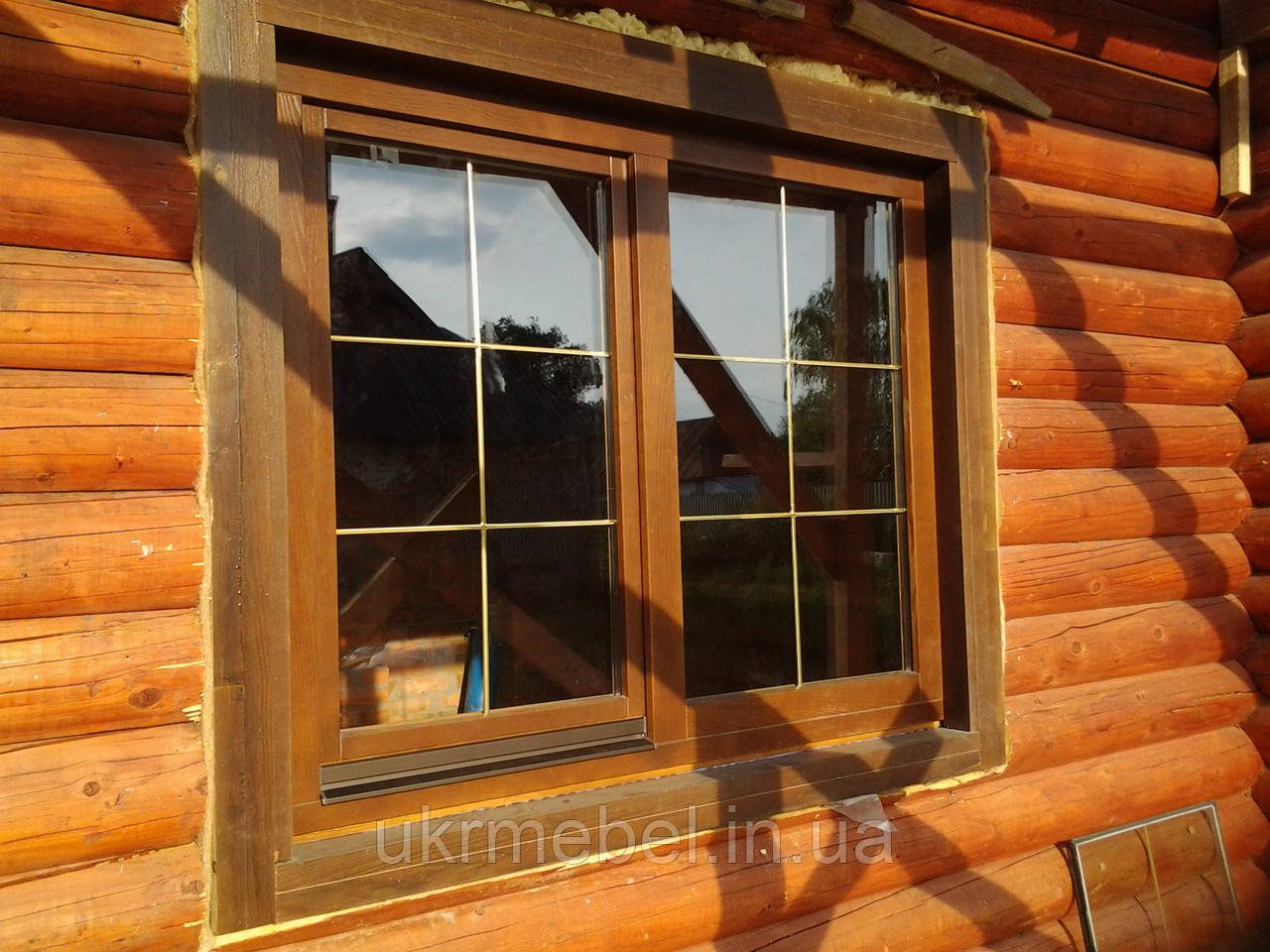 Деревянные окна. Окна деревянные
