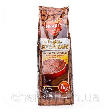 Шоколадный напиток Hearts Trink Schokolade 1кг (Германия)
