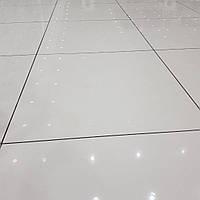 Плитка для пола белый глянец Super White