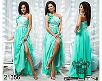 6d16a7eba523 Нарядное вечернее платье на одно плечо Производитель Украина  интернет-магазин Россия СНГ р.42