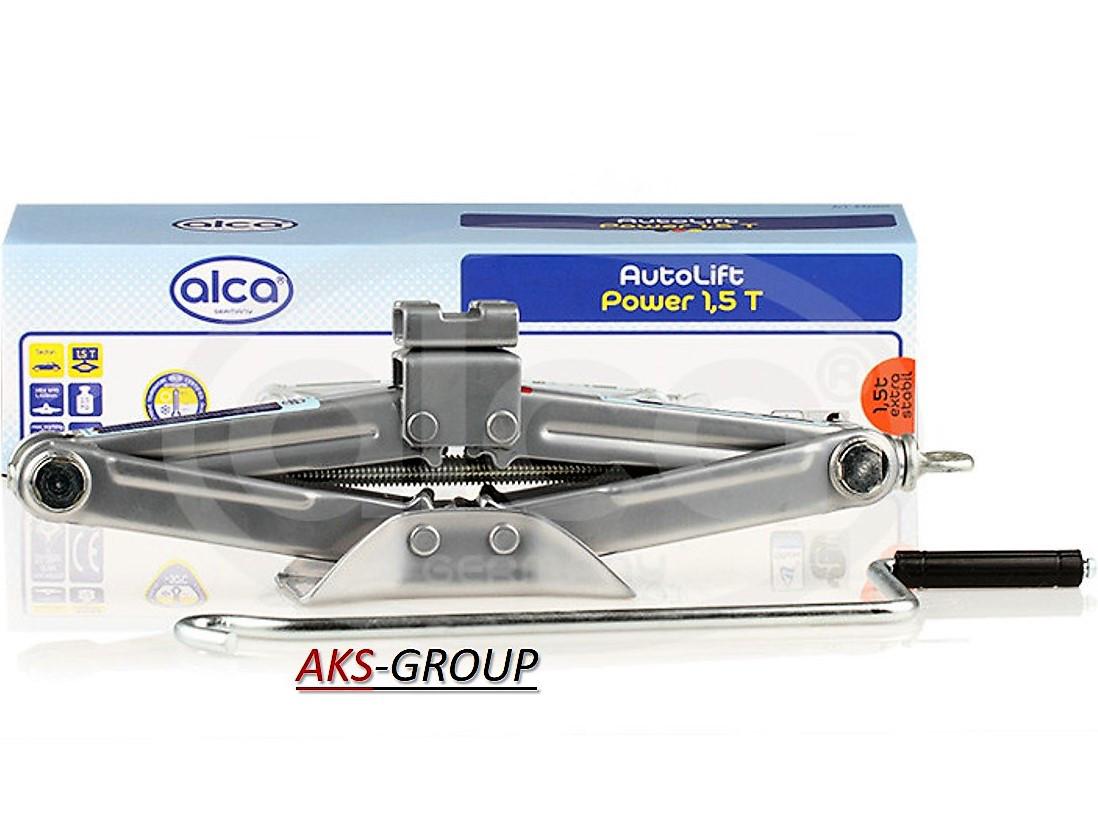 Домкрат механический 1.5 т Auto Lift Power Alca 436000