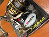 Катушка Siweida c3.0F, 8 подшипников, шпуля металл