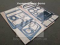 Декор салона (торпеды) под карбонmitsubishi l 200 (митcубиcи л 200 1996г+)