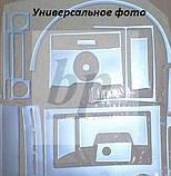 Декор салона (торпеды) алюминий Chevrolet lacetti (шевроле лачетти 2004+), фото 2