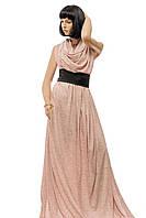 Коттон березка розовая