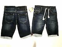 Шорти джинсові для хлопчика підлітка