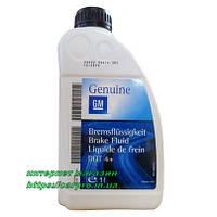 Оригинальная тормозная жидкость GM DOT 4+ 1l.