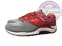 Кроссовки Saucony Grid 9000 (Grey/Red) Оригинал S70077