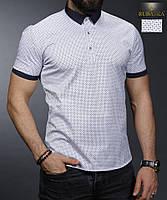 Стильные мужские рубашки-поло из Турции