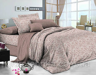 Сатиновое постельное белье.Семейный комплект.