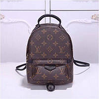 Рюкзак Луи Витон Louis Vuitton, Monogram, натуральная кожа, мини
