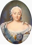 Єлизавета Петрівна ( 1741 - 1762 )