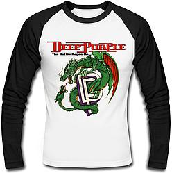 Футболка с длинным рукавом Deep Purple - The Battle Rages On
