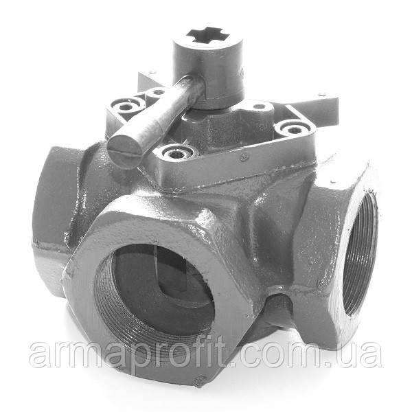 Клапан смесительный трехходовой муфтовый VDM3 серия 1000 PN6 Ду25