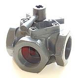 Клапан смесительный трехходовой муфтовый VDM3 серия 1000 PN6 Ду25, фото 2