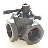 Клапан смесительный трехходовой муфтовый VDM3 серия 1000 PN6 Ду25, фото 3