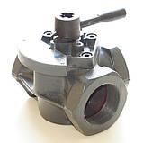 Клапан смесительный трехходовой муфтовый VDM3 серия 1000 PN6 Ду25, фото 6
