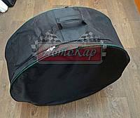 Чехол для колес TireCase BigPro для R15 ✓ молния и ручка ✓ 1шт.
