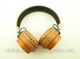 Bluetooth наушники Bose AZ-05 Wireless Headset Extra Bass с FM MP3, золотые, фото 2