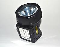 Фонарь аккумуляторный светодиодный GD-Light GD-3401 HP, фото 1