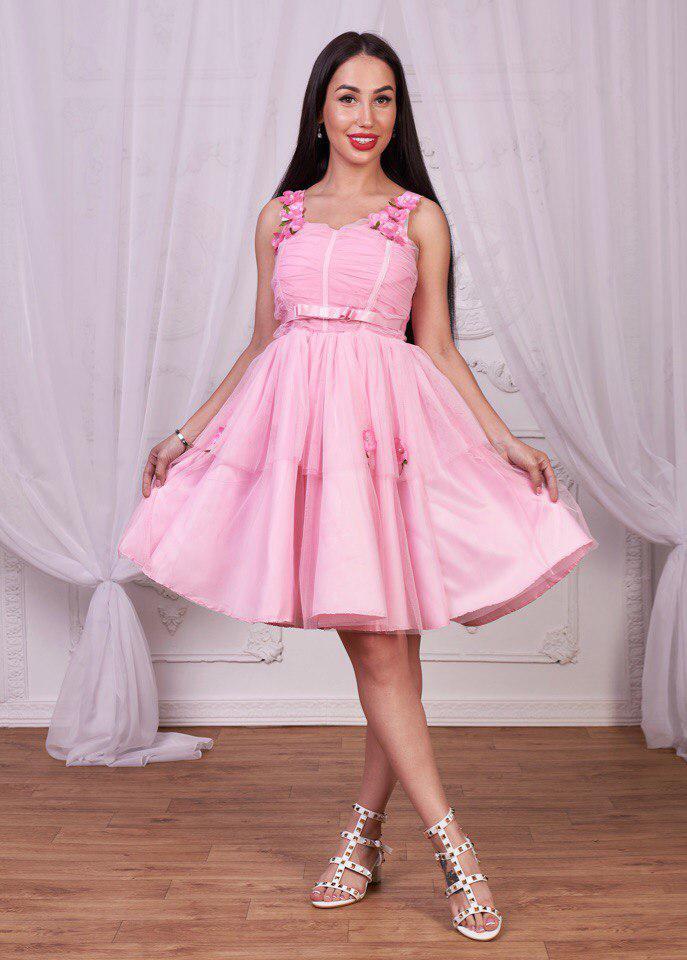 Платье . (784)