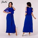 Платье женское нарядное в размерах 42-56, фото 3